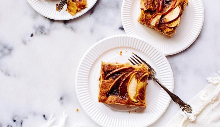 Recept Appelbroodjes met honing en kaneel