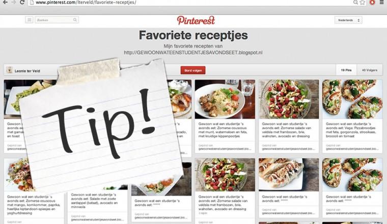 kooktips_tip_pinterest_favoriete_recepten_tool