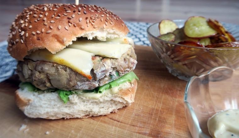 champignonsburger