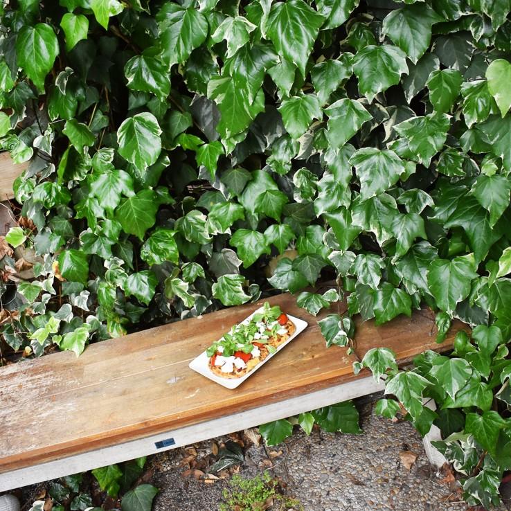 Maak gebruik van je omgeving! Ik fotografeer regelmatig in mijn tuin vanwege het goede licht, en dit soort lekkere groene achtergronden.