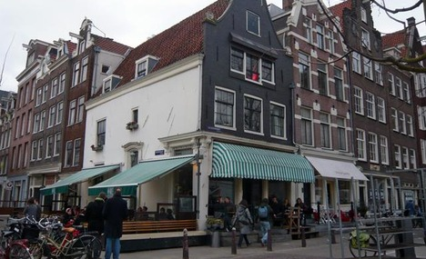 Fijn plekje winkel 43 a 39 dam moderne hippies for Exterieur winkel
