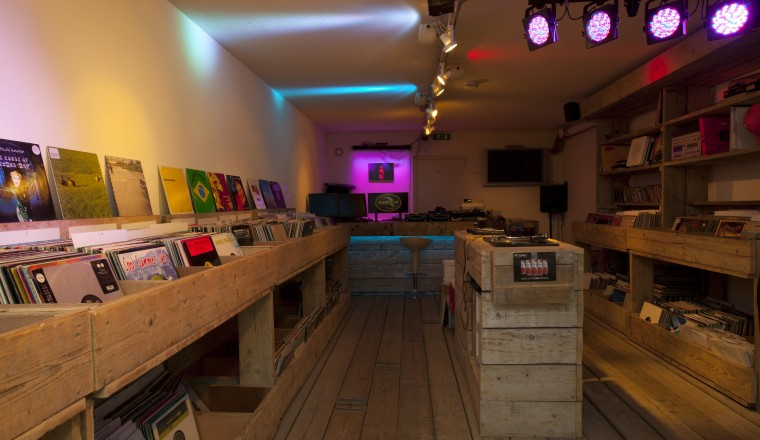 Thatz-It Records Moderne Hippies