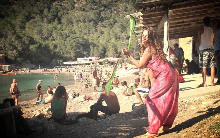 Benirras Beach Ibiza Sunday Drums07
