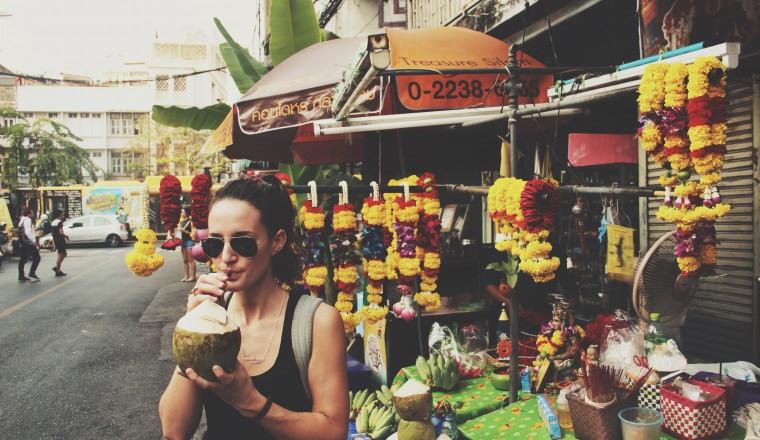 Thailand Vlog Allergische reactie in Bangkok 1