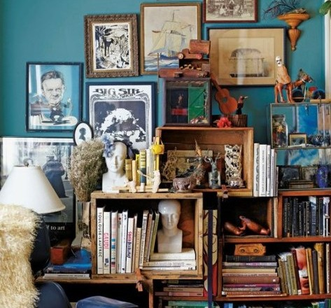 10 x bohemian chic in huis moderne hippies - Tijdschrift chic huis ...