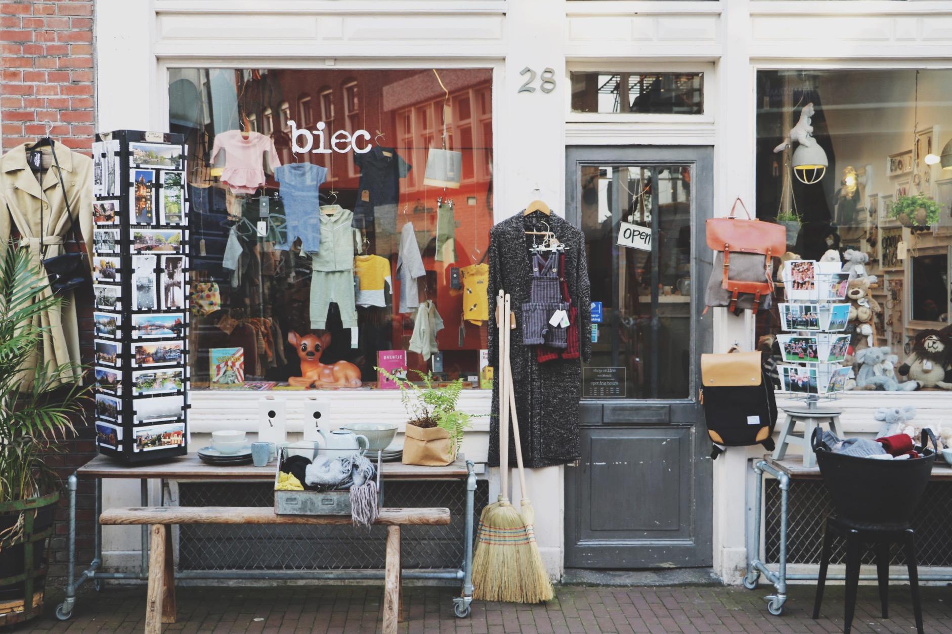 8 x de leukste winkels van Amsterdam   Moderne Hippies