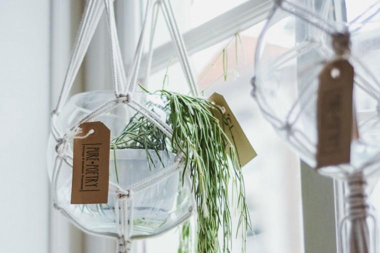 DIY Macrame Plantenhanger 16
