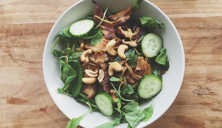Makkelijke en snelle vegetarische gerechten - 3
