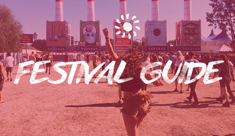 Festival Guide 2017 x Moderne Hippies - header