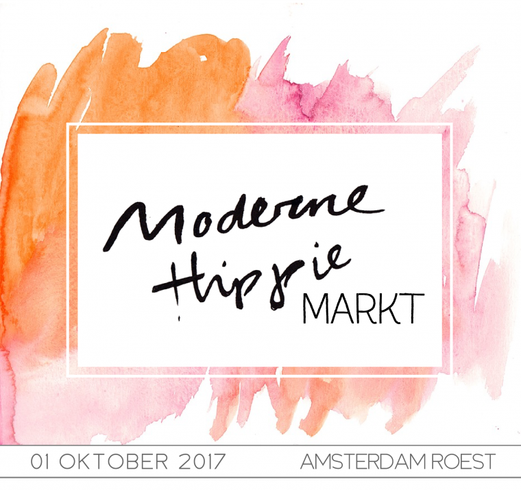 Moderne Hippie Markt-okt17