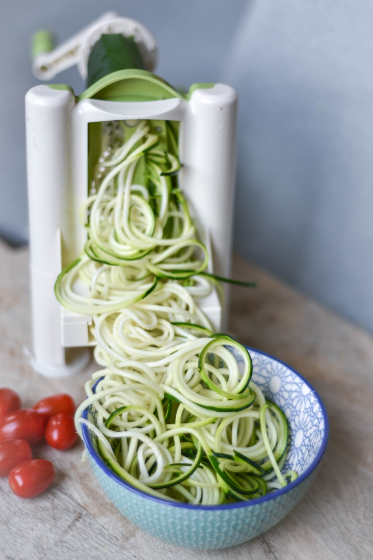 moderne hippies courgetti homemade vegan pesto 002