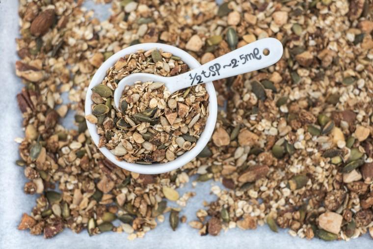 moderne hippies homamade granola -1-2