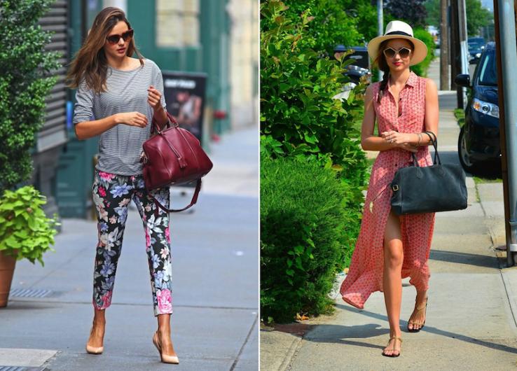 Miranda-Kerr-2012-Style-in-Floral-Pants