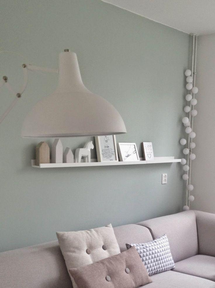 Zeg maar Yes • Advies nodig : kleur muur in woonkamer
