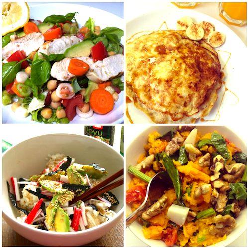 magere diner recepten