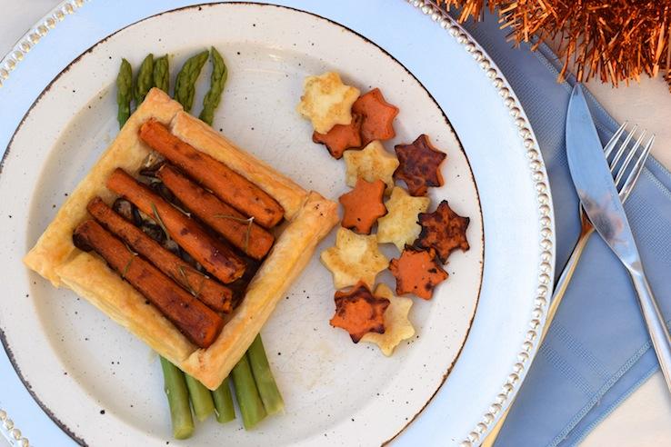 vegetarisch kerstrecept