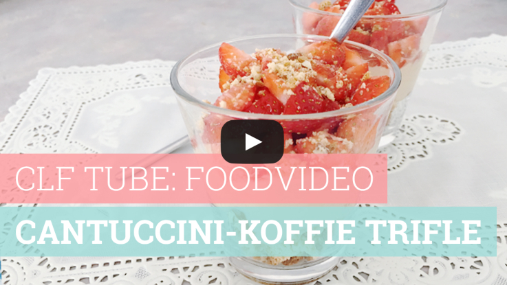 CANTUCCINI-KOFFIE TRIFLE