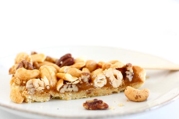 salted-caramel-notentaart
