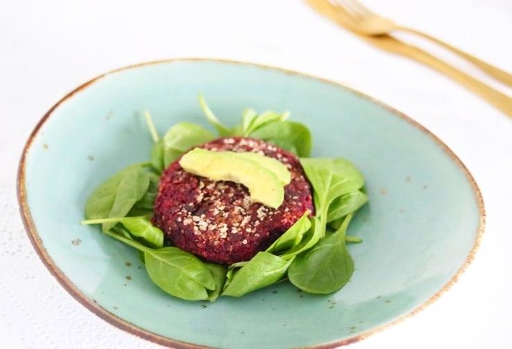 gezonde-bietenburger-recept - CHICKSLOVEFOOD