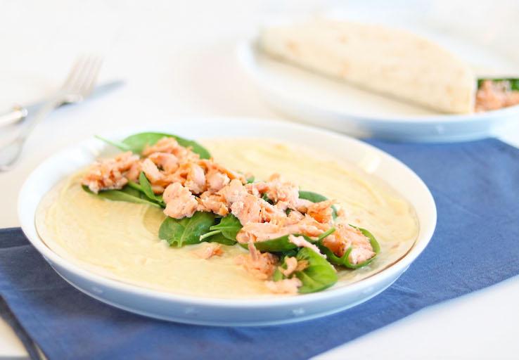 recept-wrap-met-zalm-en-wasabimayo - CHICKSLOVEFOOD