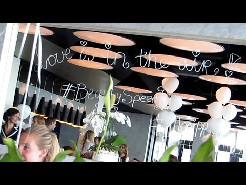 VLOG: Beauty Speed Date Event
