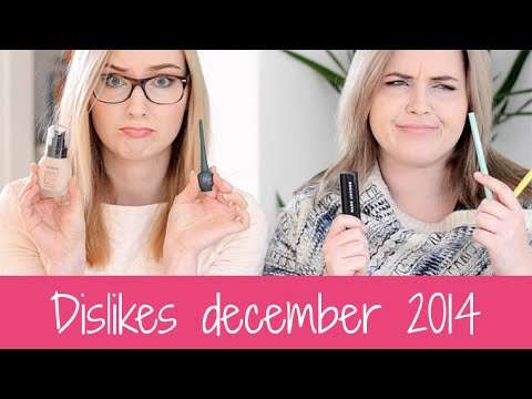 Dislikes (december 2014)