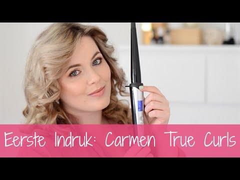 Eerste Indruk: Carmen True Curls Krultang