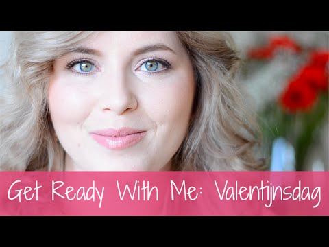 Get Ready With Me: Valentijnsdag