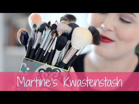 Martine's kwastenstash