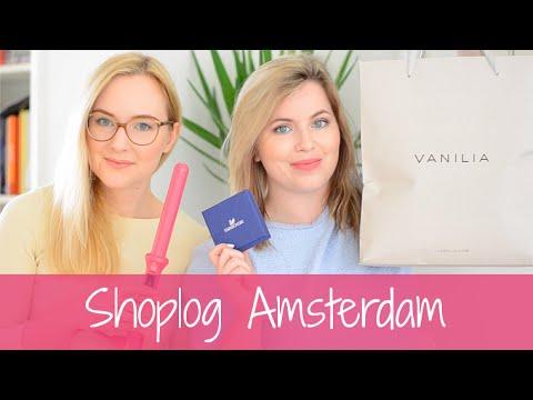 Shoplog amsterdam