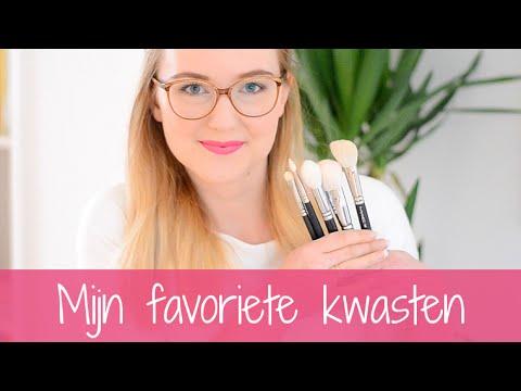 Willemijns Favoriete Make-up Kwasten