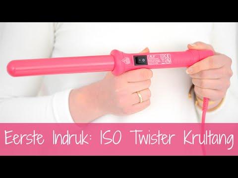 Eerste Indruk: Iso Twister Krultang (25mm)