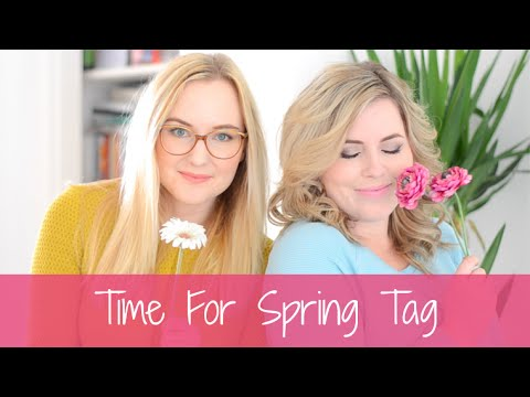 Time For Spring Tag (#LLGVideoWeek)