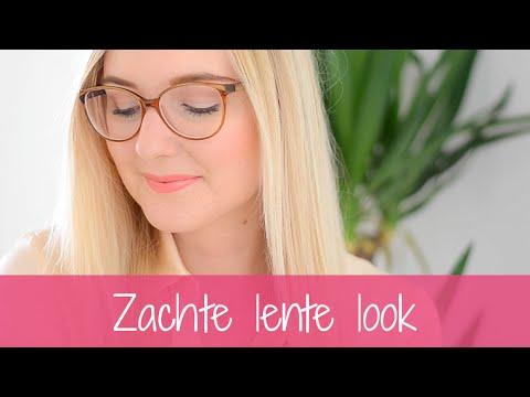 Zachte lente look (met Lancôme)