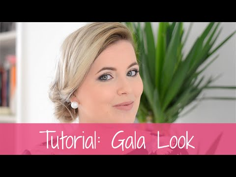Tutorial: Gala Look