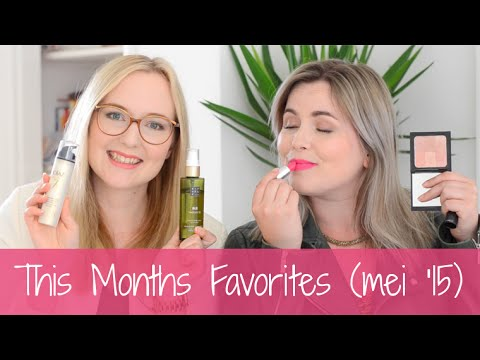 This Months Favorites (mei '15)