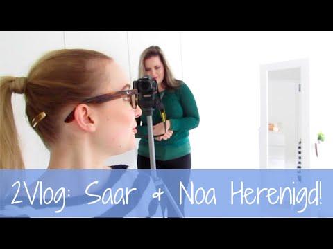 2Vlog: Saar & Noa Herenigd!