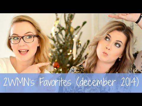 2WMN's Favorites (december 2014)