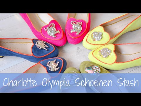 Charlotte Olympia Schoenen Stash