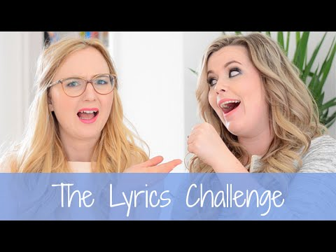 The Lyrics Challenge