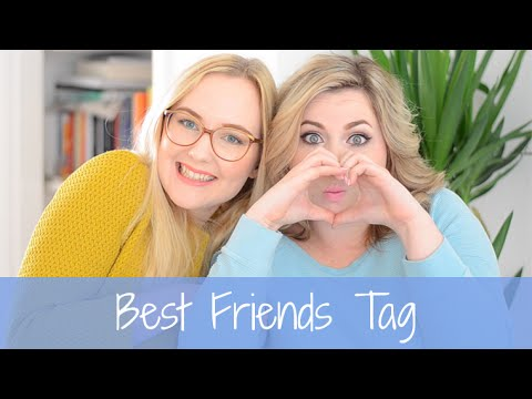 Best Friends Tag