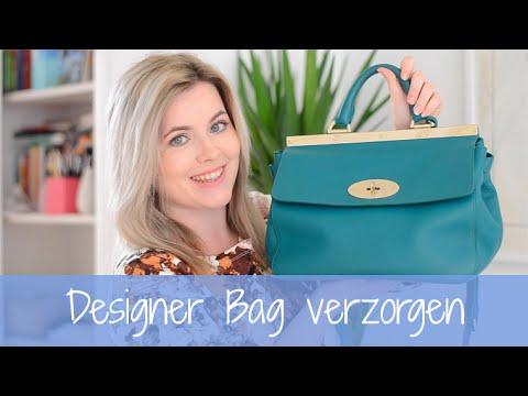 Designer bag verzorgen en bewaren