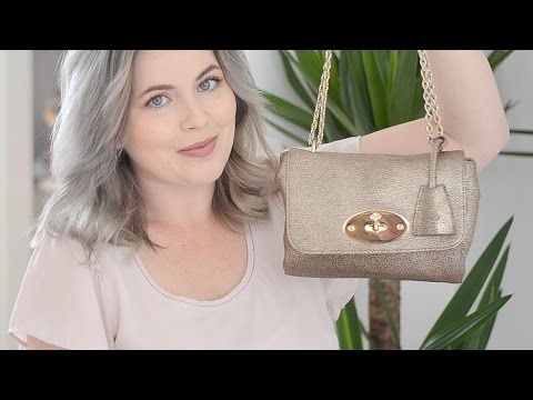 What's in My Bag: Mulberry Lily