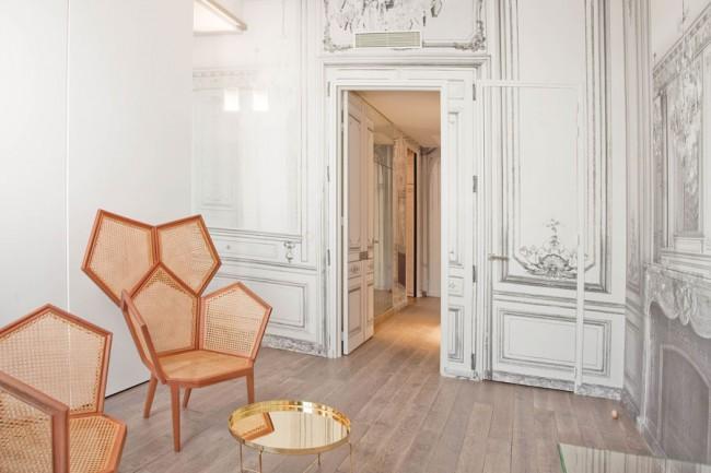 La maison champs elys es interior junkie for Design hotel juist