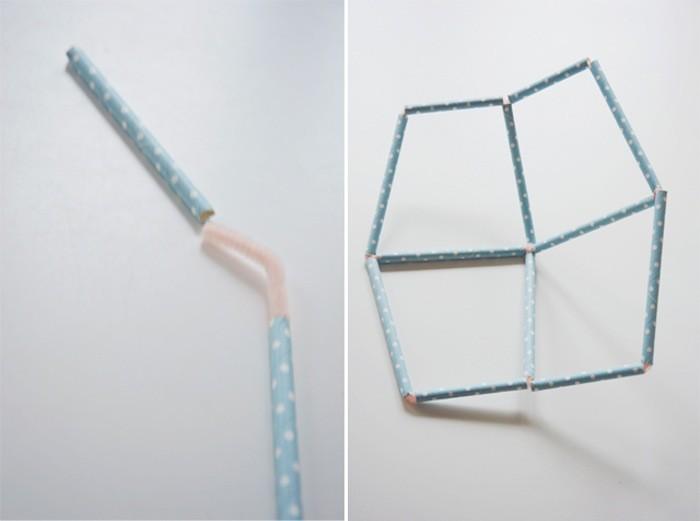 DIY lamp van rietjes - INTERIOR JUNKIE
