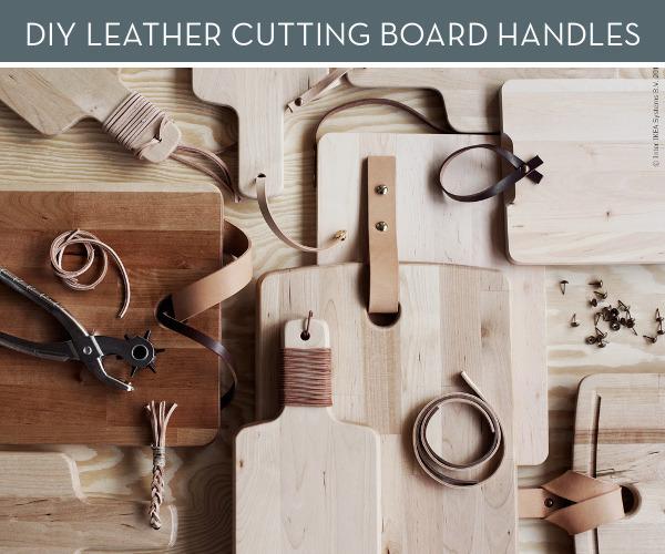 DIY: IKEA hack houten snijplank - INTERIOR JUNKIE