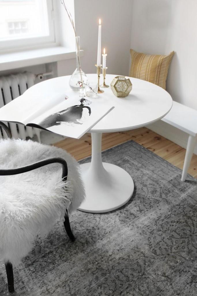 14x ronde tafels interior junkie. Black Bedroom Furniture Sets. Home Design Ideas
