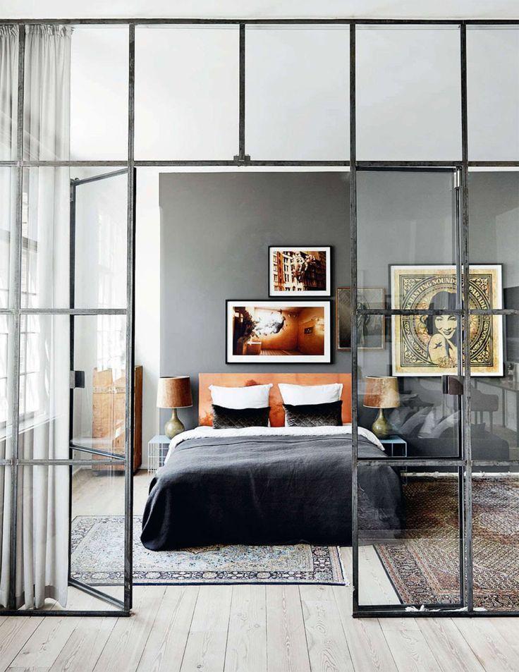 10x glazen scheidingswanden - interior junkie, Deco ideeën
