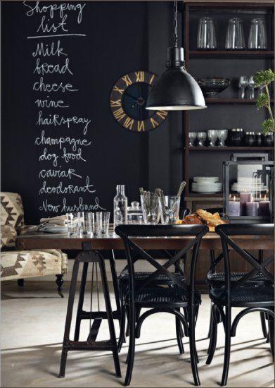 15x zwarte muren   interior junkie