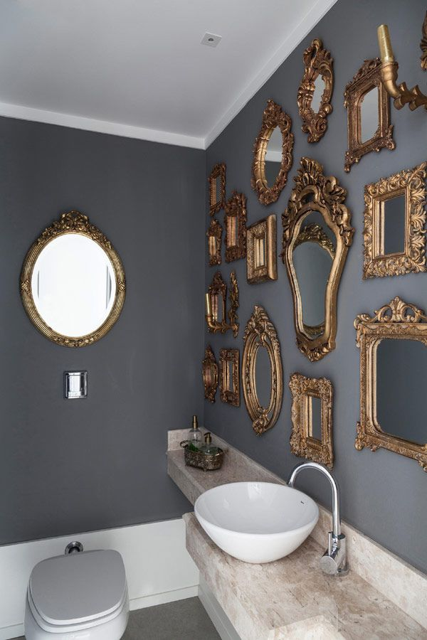 Afbeeldingsresultaat voor meerdere spiegels naast elkaar